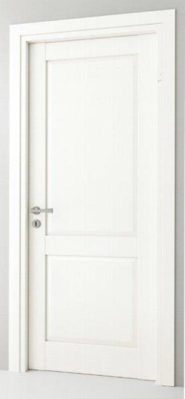 Porte bugnate bianche pannelli termoisolanti - Porte da interno bianche ...